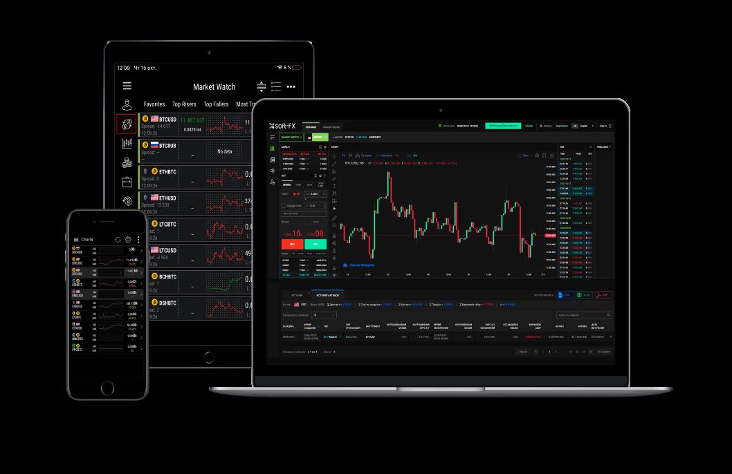 Soft-FX multi trading platform